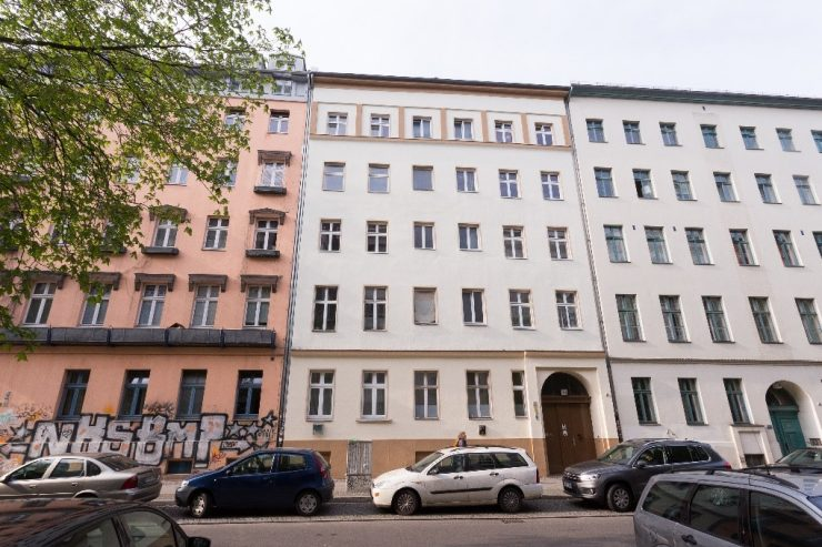 Berlin-Kreuzberg, Naunynstraße